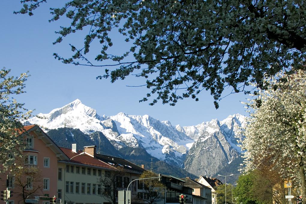 Wohnung Garmisch